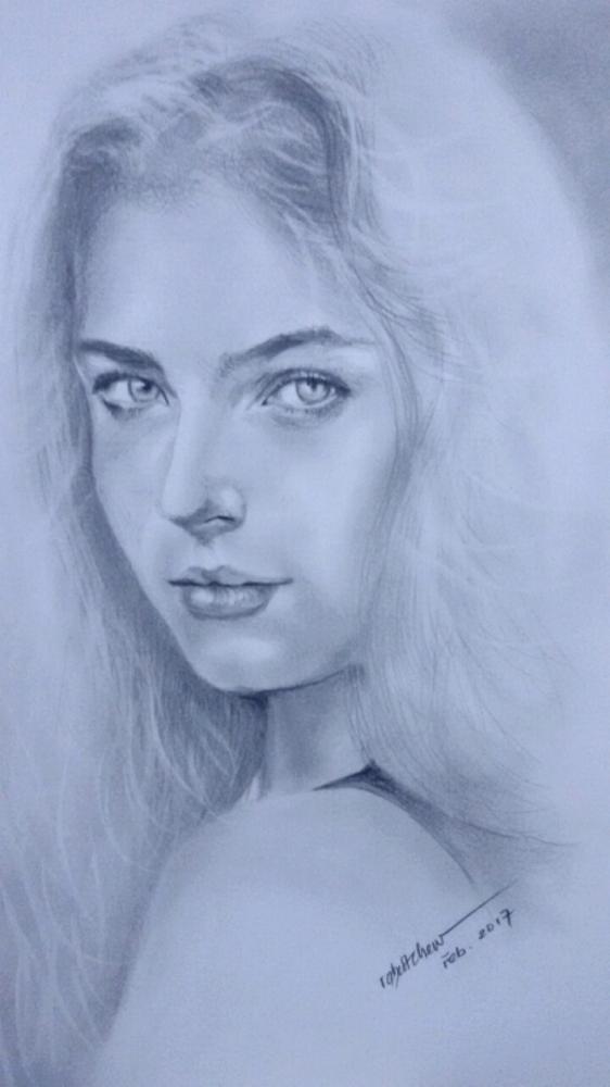 Taylor Marie Hill par Bobchew